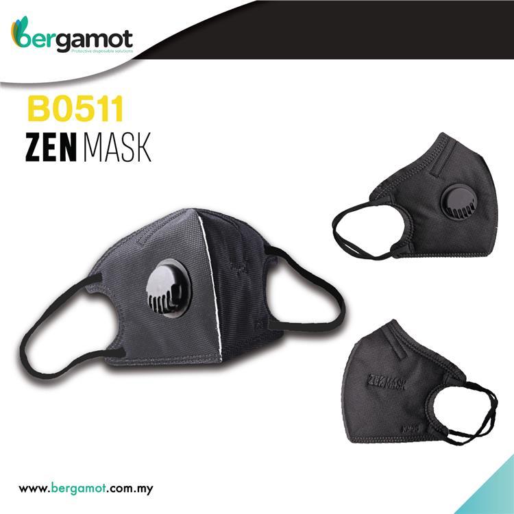 Anti Dust Zen N95 Outdoor And black Mask Haze Unisex