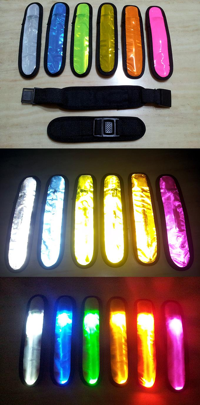 Outdoor Safety LED Reflector Lights