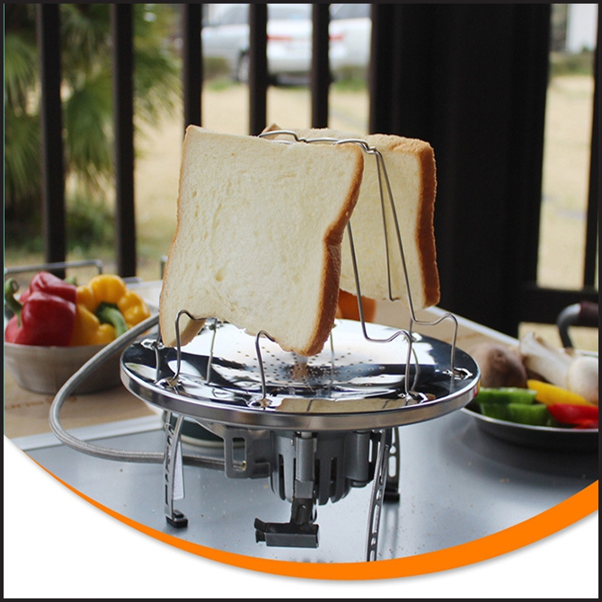 Outdoor Stainless Steel Toaster Rack End 482021 1200 Am