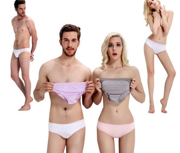 Outdoor, Travel 1 time use Men Underwear / Women Panties
