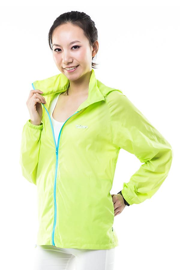 Outdoor Windbreaker Waterproof UV Protector Sport Jacket Drizzle