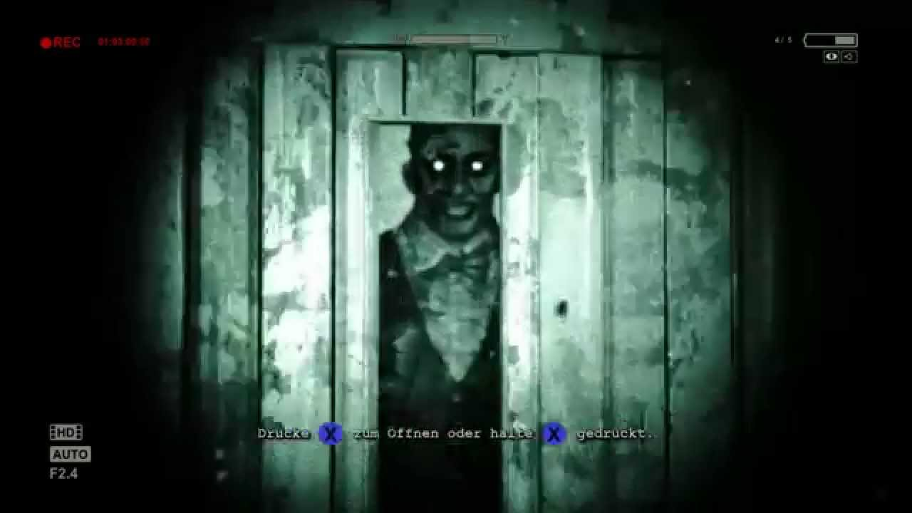 Outlast Trinity (PS4 Game)