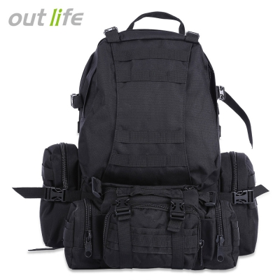 Outlife 50L Multifunction Molle Camouflage Backpack for Outdoor Sport ..