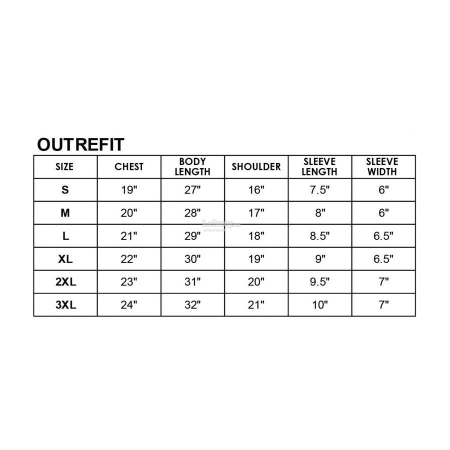 Outrefit Camouflage Jersey MOR47 (Men)