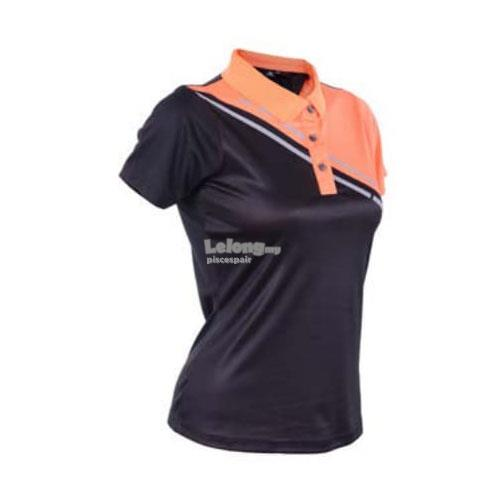 Outrefit Reflective Design Polo Jersey WOP43 (Women)