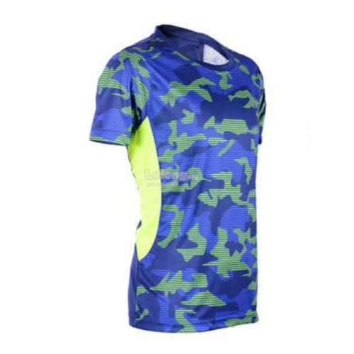 Outrefit Unisex Camouflage Jersey MOR39