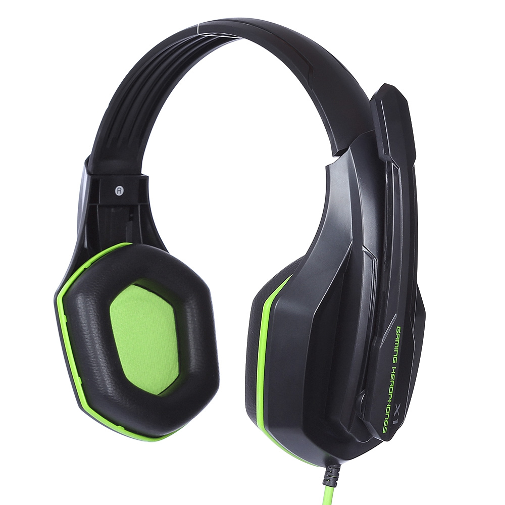 OVANN X1 WIRED GAMING HEADSETS WIT (end 12/18/2020 12:00 AM)