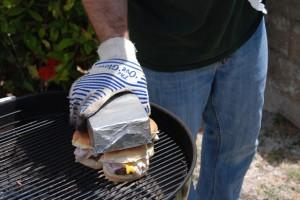 The Oven Glove - Hot Surface Handler - Cooking/Baking/BBQ/Steamboat