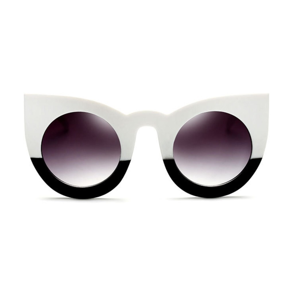 8370336b1f71c Oversized Round Cat Eye Bold Rimmed (end 2 15 2021 12 00 AM)
