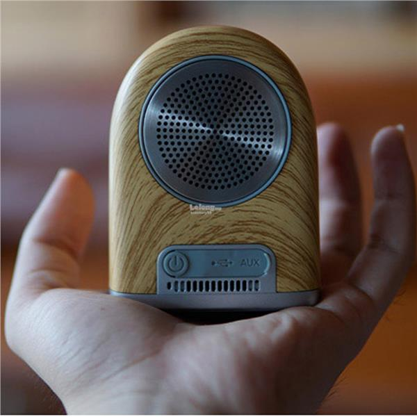 OVEVO Magnetic Bluetooth 4.2 Wireless Stereo Portable Wood Speaker