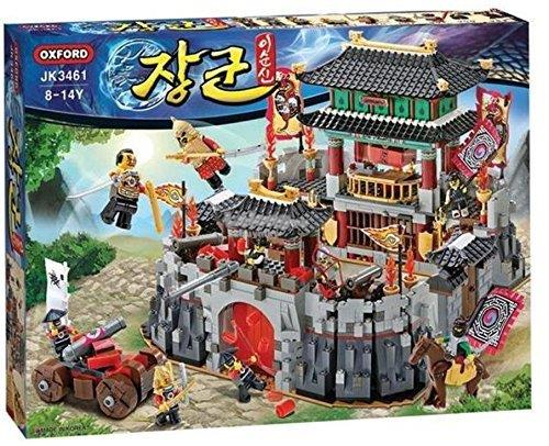 OXFORD JK3461 Korean Admiral Yi Sun-shin Big Castle Knight Lego Style