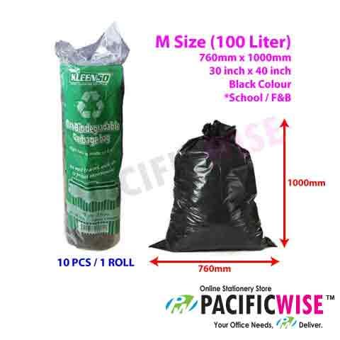 OXO-Biodegradable Garbage Bag (M size)