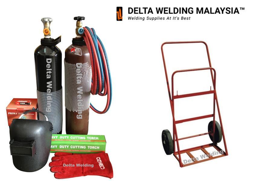 Gas Tank Size Malaysia >> Oxy Acetylene Welding Gas Cutting P (end 1/19/2019 10:15 AM)
