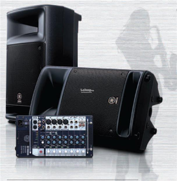 PA & Sound Systems Rental
