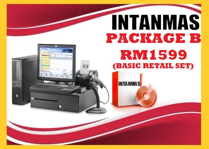 Package B Pos System Basic Retail Ca (end 5/28/2018 3:15 PM)