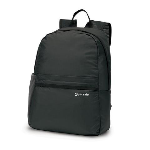 PACSAFE POUCHSAFE PX15 ANTI-THEFT PACKABLE DAYPACK - CHARCOAL