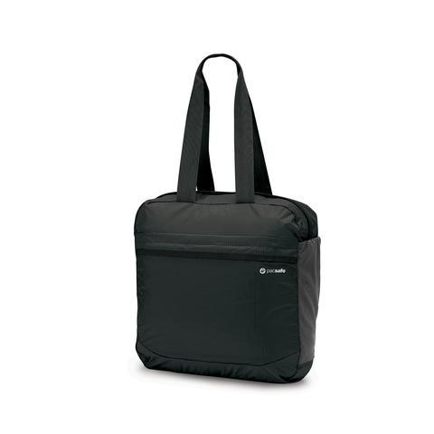 PACSAFE POUCHSAFE PX25 ANTI-THEFT PACKABLE TOTE - CHARCOAL