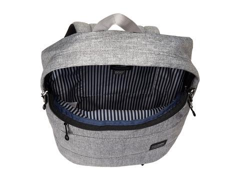 PACSAFE SLINGSAFE LX300 ANTI-THEFT BACKPACK - TWEED GREY