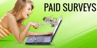 Paid Surveys Online - earn extra income