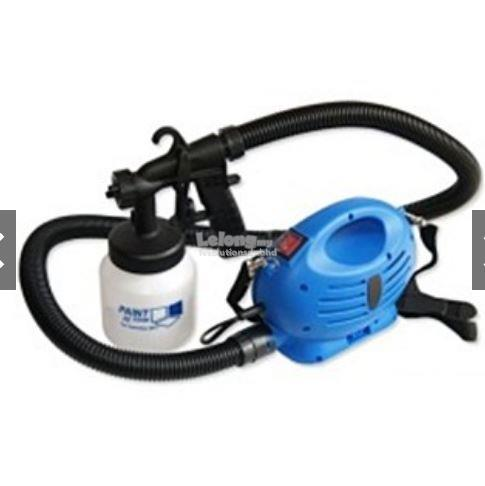Paint Zoom Pro Electric Paint Sprayer Portable Paint Gun W 3 Way Spray