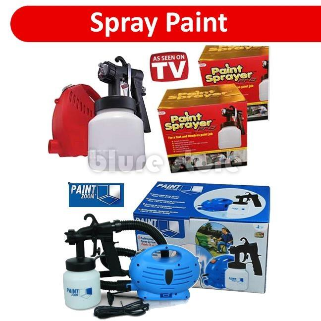 Paint Zoom & Sprayer Pro Electric 3 Way Spray System ( Original )