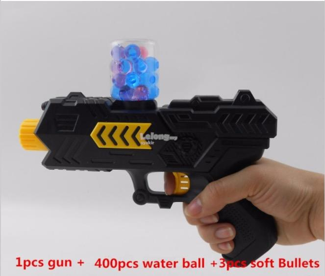 Paintball Gun (Orbeez + Nerf) Super Fun Toys