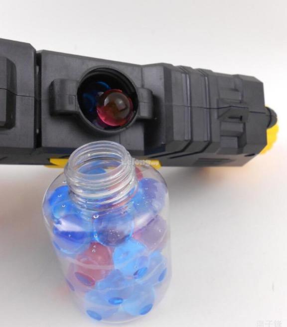 2in1 Toy Gun Soft Bullet Water Crystal Pistol Gift Kids CS Shooting Game  Set US