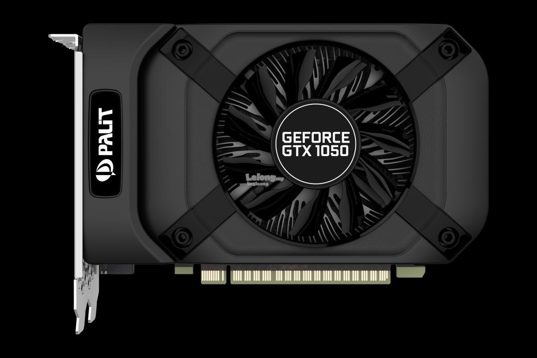 # PALIT GeForce®GTX 1050 StormX 3GB # 3G/D5 | 1518 MHz