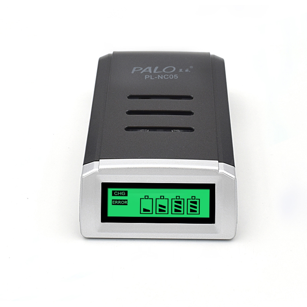 PALO NC05 LCD SMART CHARGER FOR AA End 11 12 2019 635 PM