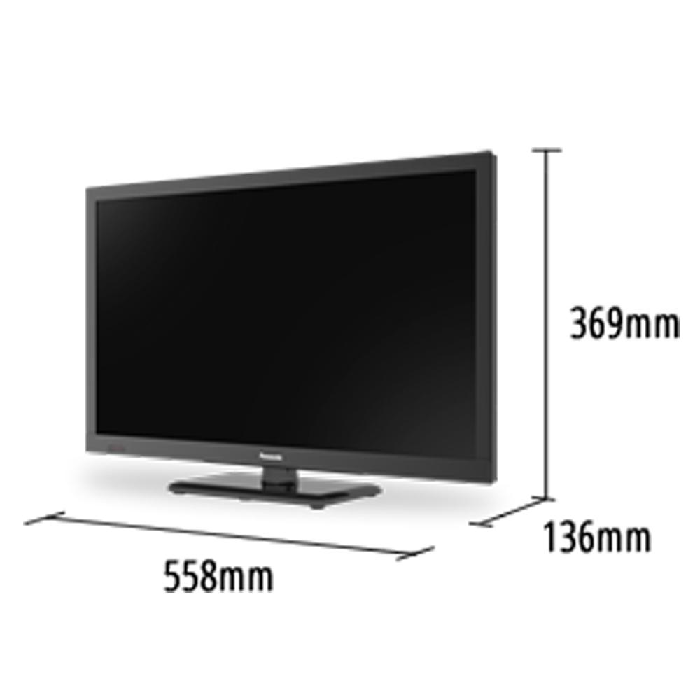 170f2504de6296 Panasonic TH - 24D300K 24   Viera LED TV (Original) 2 Years Warranty