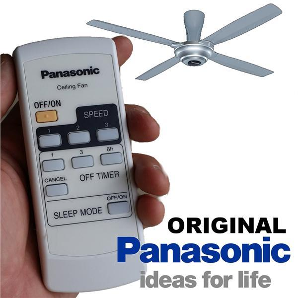 Panasonic 4 Blades Ceiling Fan Remote Control replacement ORIGINAL