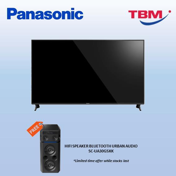 54986e40a3d7c1 PANASONIC TH-65FX600K 65  UHD TV 4K HDR 4K HEXA CHROME DRIVE 1500.