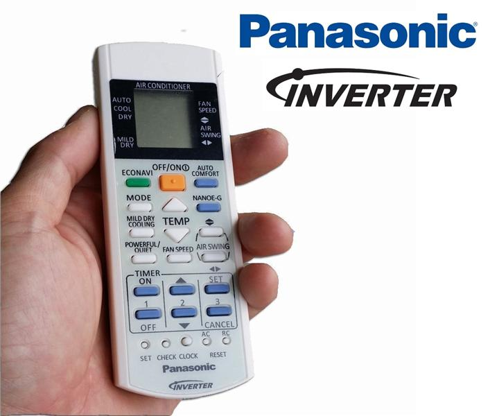 Panasonic Air Conditioner Remote Cont End 5 5 2019 3 37 Pm