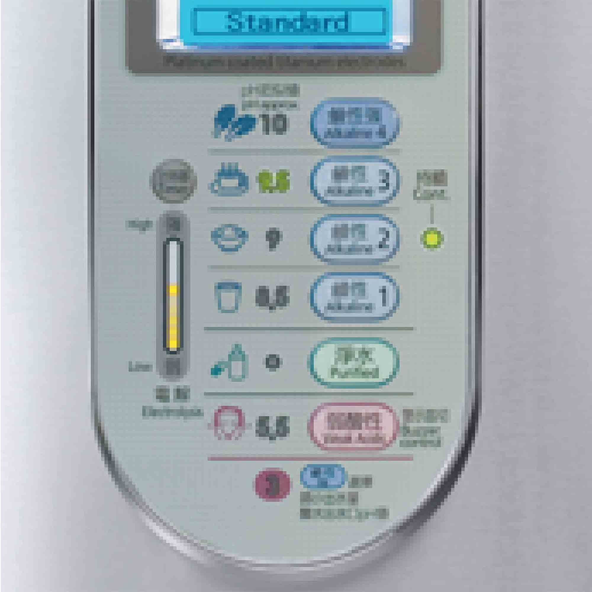 panasonic alkaline water ionizer review