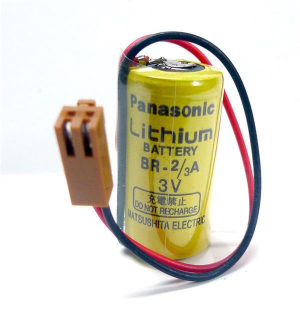Panasonic Lithium Batterie BR 2//3A 3V  1200mAh BR-2//3A