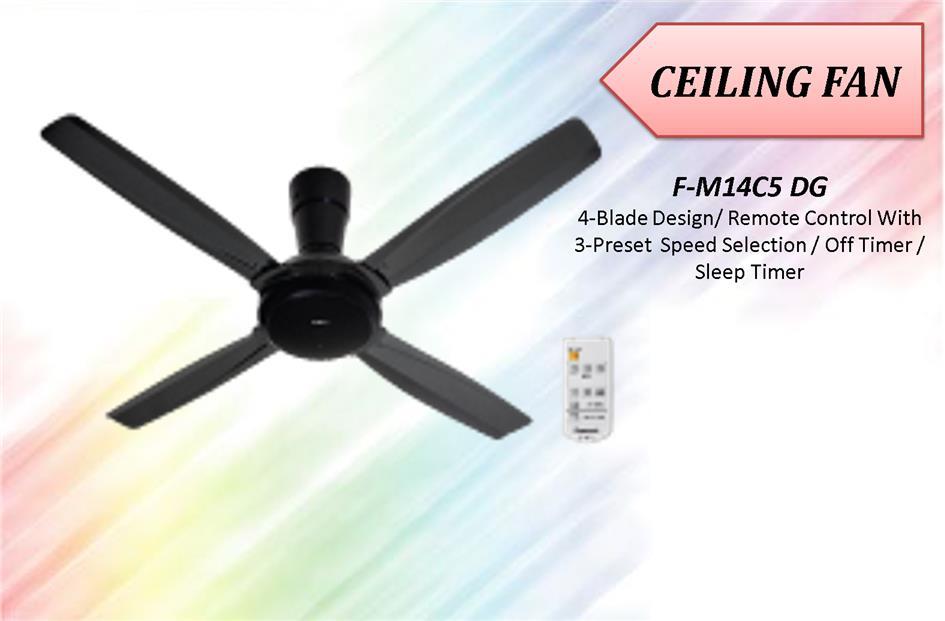 Panasonic Ceiling Fan F M14c5 Dg End 9 11 2018 4 15 Pm