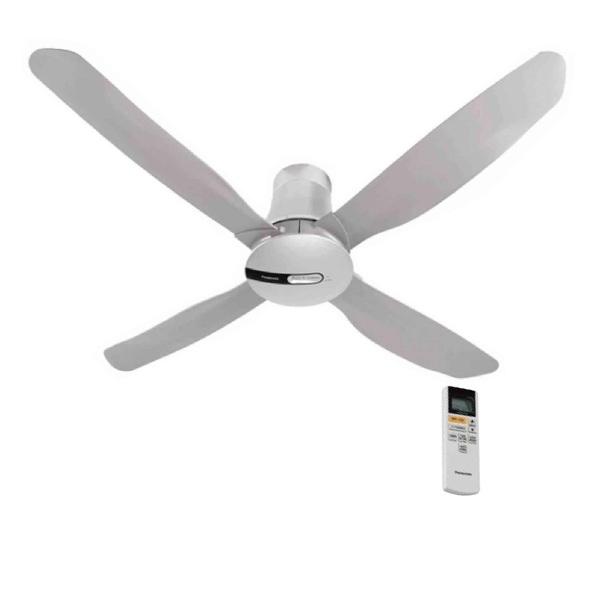 with fan gray ceilings inch of ceiling hedin remote blades used elegant furniture lovely