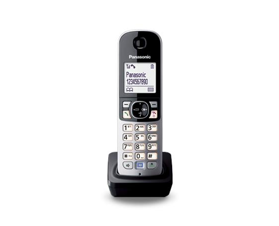 Panasonic Cordless Phone KX-TGA681MLB Optional Handset for DECT