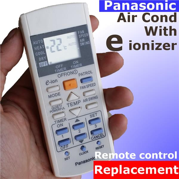 panasonic e ionizer aircon air cond a end 8 3 2019 5 15 pm rh lelong com my Panasonic Air Conditioner Parts Panasonic Air Conditioner Parts