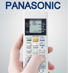 PANASONIC ECONAVI  & E-ION AIR CONDITIONER REMOTE CONTROL(COMPATIBLE)