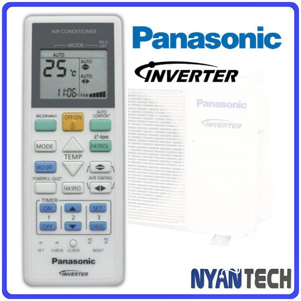 panasonic econavi inverter air condi end 2 2 2019 10 35 am rh lelong com my panasonic inverter econavi air conditioner manual panasonic econavi air conditioner user manual