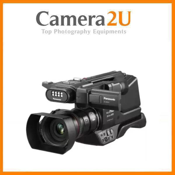 Panasonic HC-MDH3 AVCHD Shoulder Mount Camcorder with LCD Touchscreen