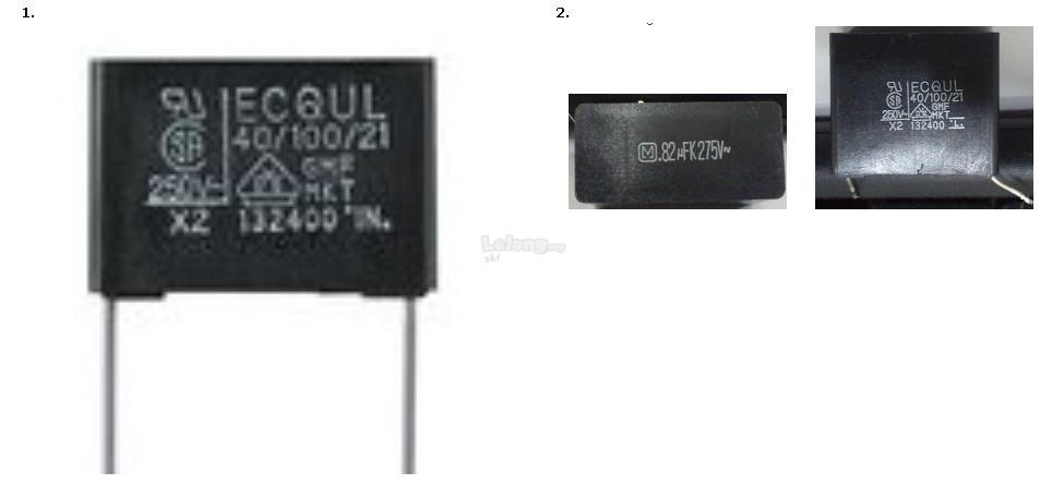 Panasonic Kdk Capacitors For
