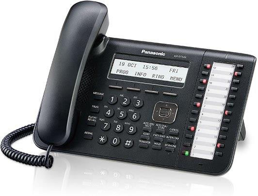 Panasonic KX-DT543-B Executive Digital Speakerphone (Keyphone System)