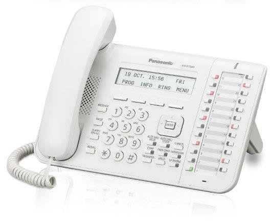 Panasonic KX-DT543 Executive Digital Speakerphone (Keyphone System)