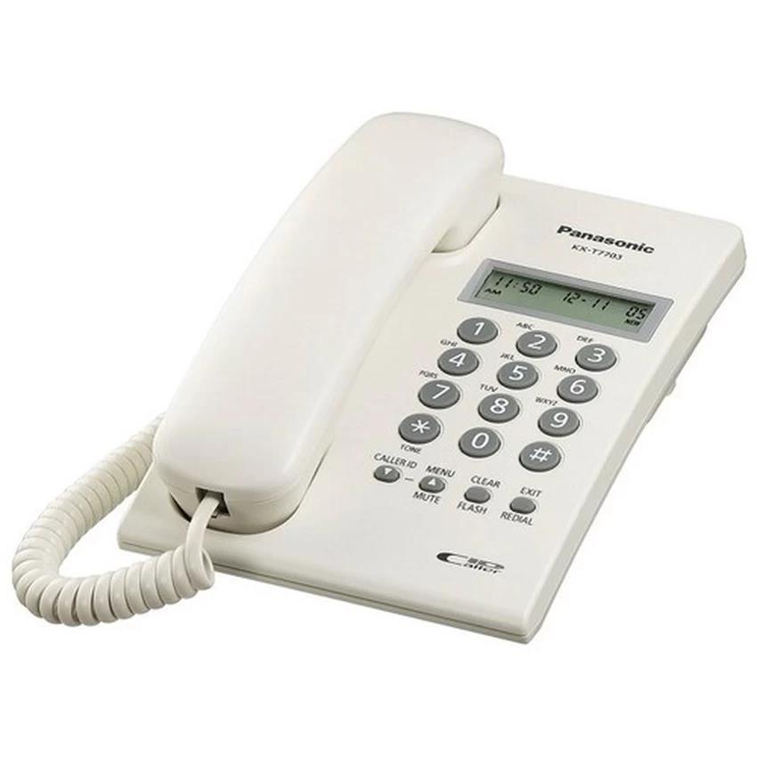 PANASONIC KX-T7703 Single Line Display Phone