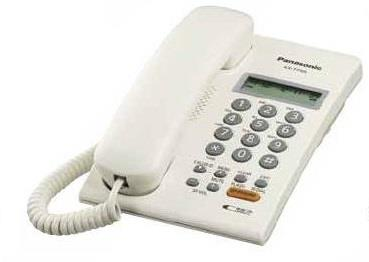Panasonic KX-T7705 Caller ID Speaker & Handsfree Single Line Phone