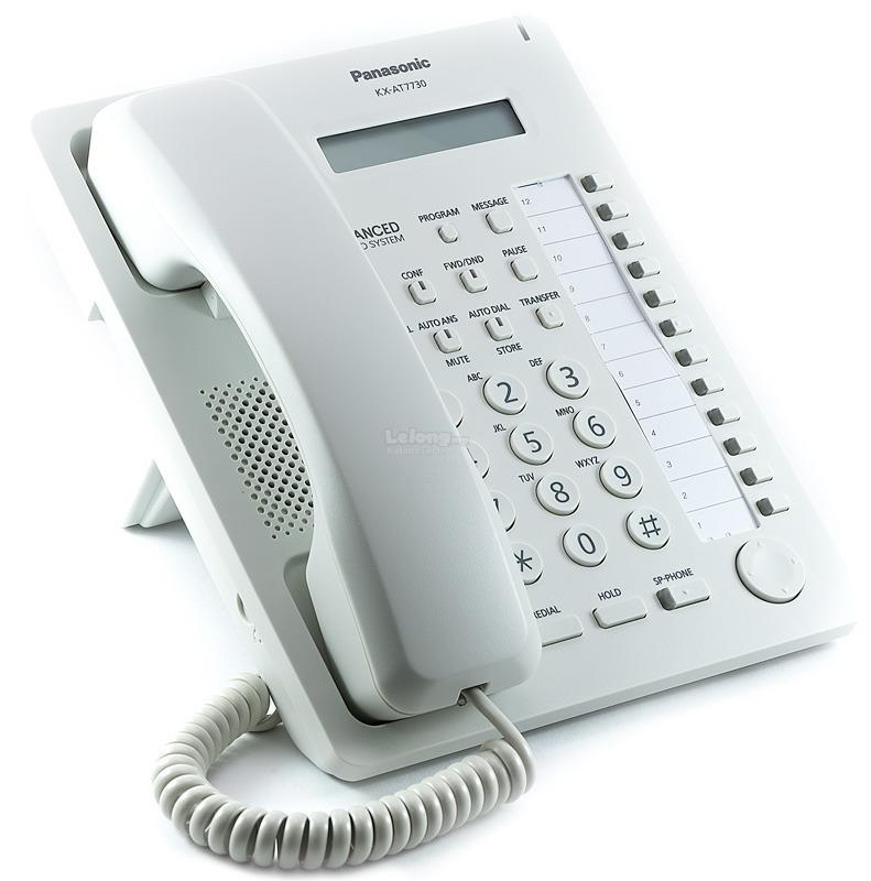 PANASONIC KX-TES824 Keyphone System PABX (Basic Package) [For PABX Sys