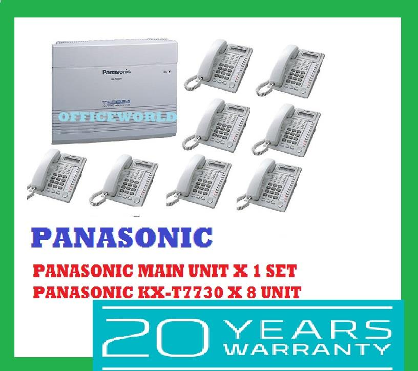 PANASONIC KX-TES824ML KEYPHONE SYSTEM ( ORIGINAL )
