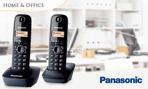 Panasonic kx tg1612 twin dect set o end 11192019 915 pm panasonic kx tg1612 twin dect set of 2 cordless walkie talkie mode sciox Choice Image